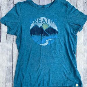 Life is good breathe T-shirt